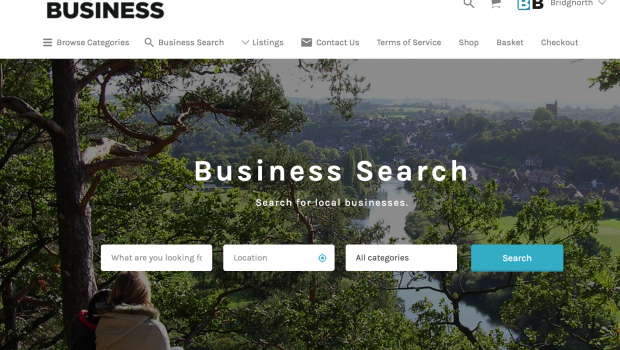 Bridgnorth Business - business listing website